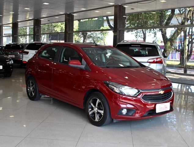 Chevrolet Onix 1.4 LTZ 4P FLEX MEC