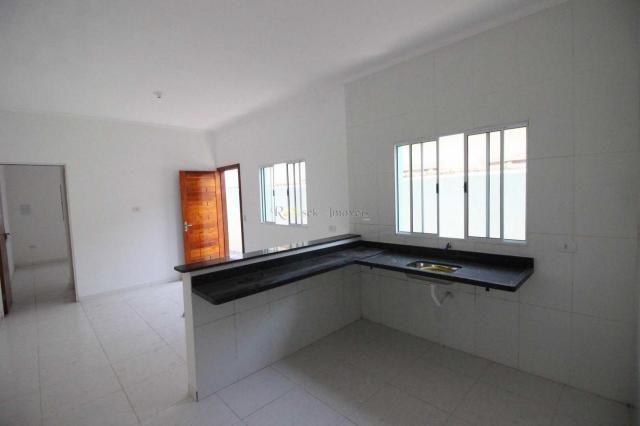Casa à venda com 2 dormitórios em Balneário tupy, Itanhaém cod:91 - Foto 6