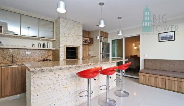 Casa com 3 dormitórios Cond. Fechado à venda, 180 m² - Fazendinha - Curitiba/PR - Foto 17