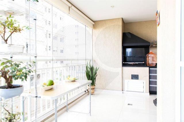 Apartamento à venda com 3 dormitórios em Planalto, São bernardo do campo cod:170-IM488419 - Foto 4
