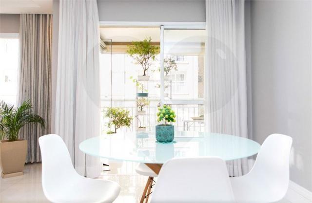 Apartamento à venda com 3 dormitórios em Planalto, São bernardo do campo cod:170-IM488419 - Foto 3