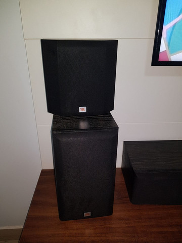 Caixas CINEMA 5.1 JBL Harman - Foto 5