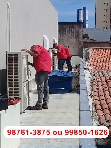 Instalação e Manutenção ar condicionado Profissional - Foto 2