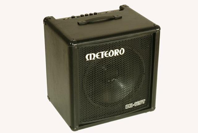 Amplificador Cubo De Contra Baixo Meteoro Ultrabass BX200