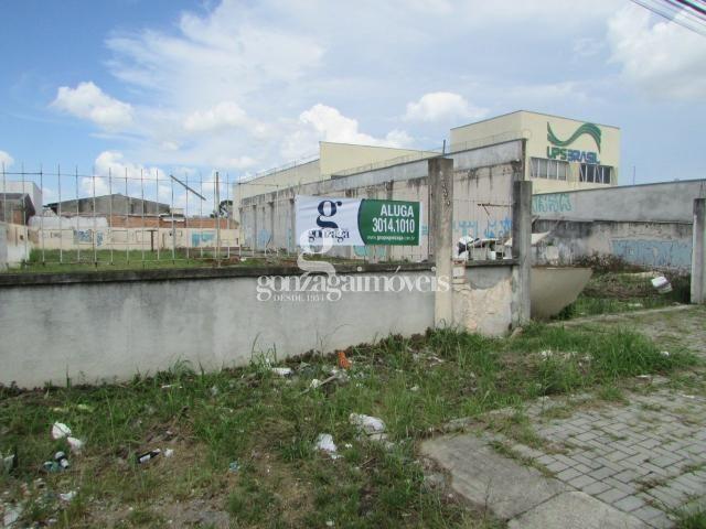 Terreno para alugar em Boqueirão, Curitiba cod:63529003