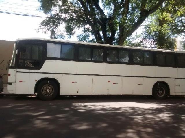 Ônibus Vendo ou Troco Por Carro R$ 25.000,00 - Foto 2