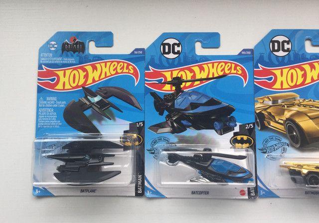 Hot wheels Batman 2020 completo  - Foto 2