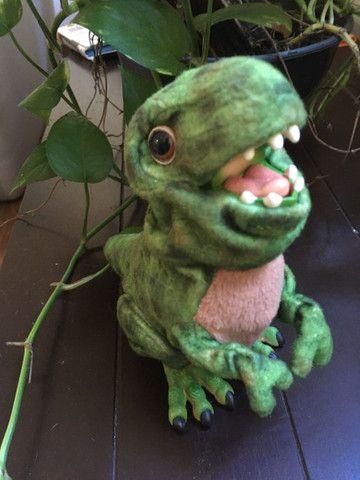 FurReal HASBRO dinossauro - Foto 2