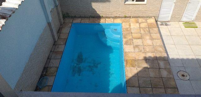 Casa 5 qtos com piscina frente para Praia - Foto 10