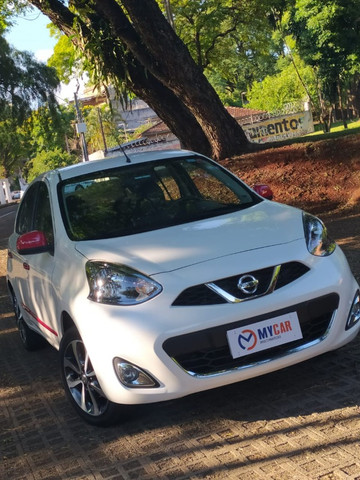 Nissan March 2016 Motor 1.6 Sl Completo Oportunidade - Foto 10