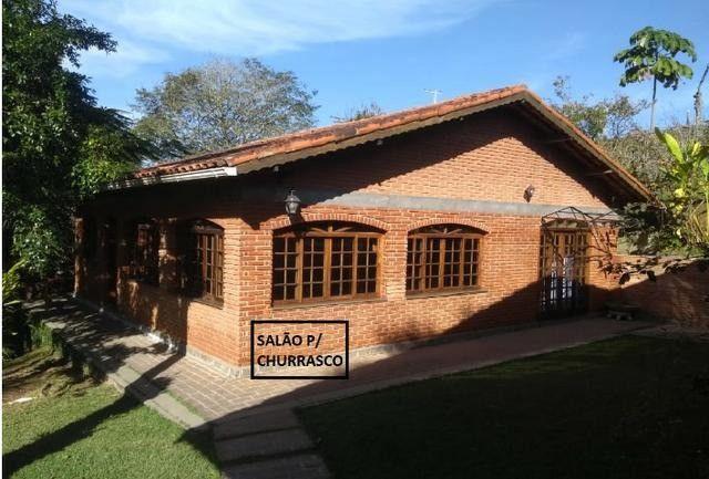 Alugo p/ Dezembro - FDS e Feriados - Chácara em Igaratá/SP Whats na descricão - Foto 16