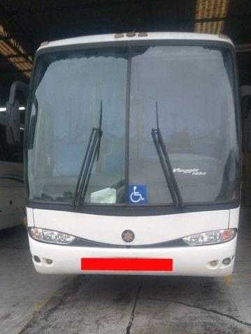 Ônibus G6 1050 Com Ar Leito Cama MB 0400 360cv Ideal P Banda - Foto 2