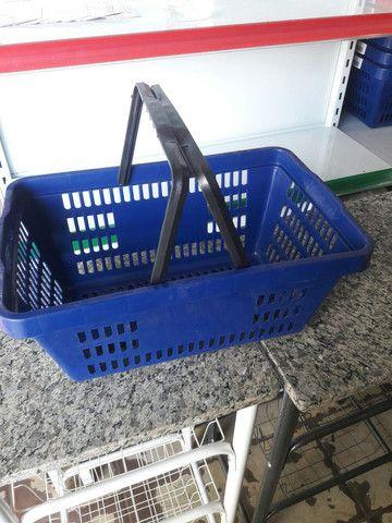 Cestas de Compra Nova (a Unidade) - Foto 3