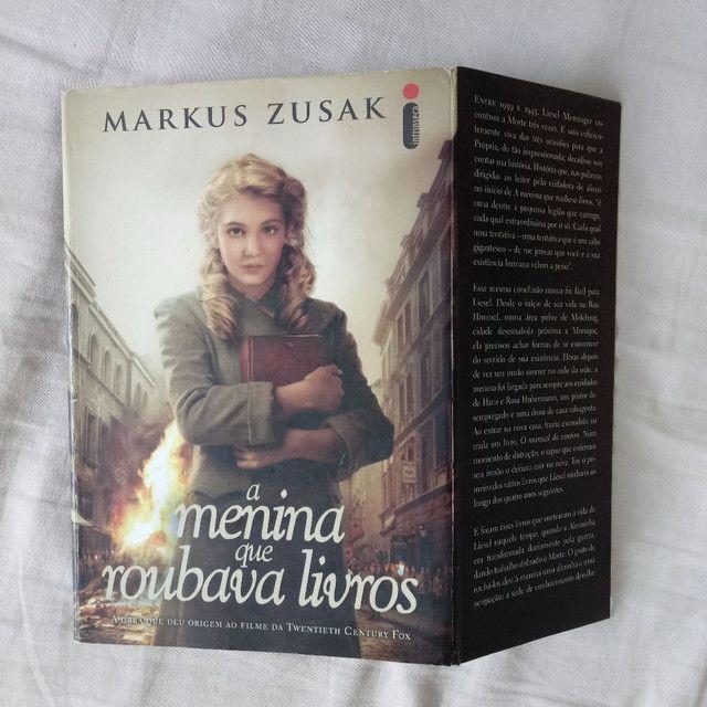 Livro - A menina que roubava livros - Foto 4