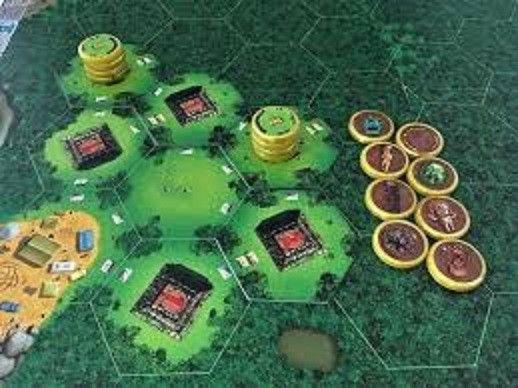 Board game Tikal Conclave - Foto 2