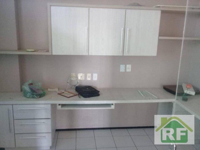 Apartamento com 4 dormitórios à venda, 180 m² por R$ 850.000,00 - Fátima - Teresina/PI - Foto 6
