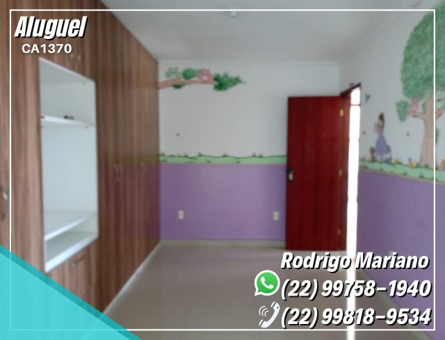 Alugo linda casa c/ área gourmet e hidromassagem no bairro Jardim Mariléa, Rio das Ostras - Foto 6