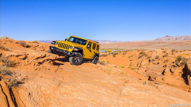 Jeep Wrangler 2.0 Turbo Rubicon 4x4 At8 - Foto 2