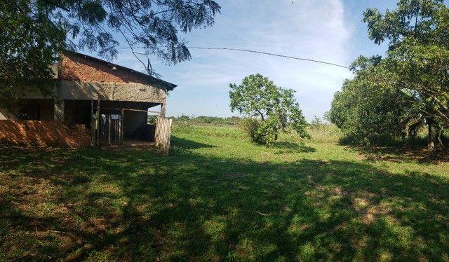 10mil m2 c/ casa 100m2 (zona leste) - Foto 2
