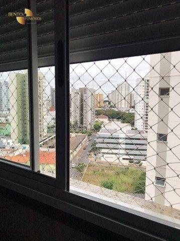 Apartamento com 3 dormitórios à venda, 106 m² por R$ 750.000,00 - Areão - Cuiabá/MT - Foto 10