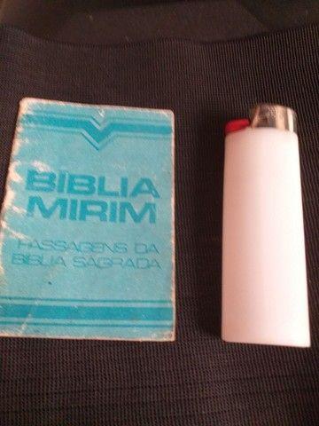 Bíblia Pequena. Com 32 passagens - Foto 2