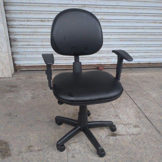 Cadeira Luxo Executiva - Leia o Anúncio - Foto 3