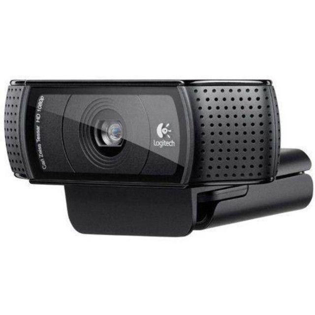 Webcam Logitech C920 Hd Full Hd 1080p (Ac cartoes) - Foto 2