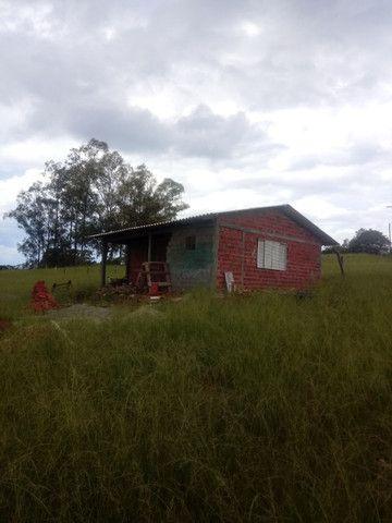 Casa em construçao na barragem capingui - Foto 3
