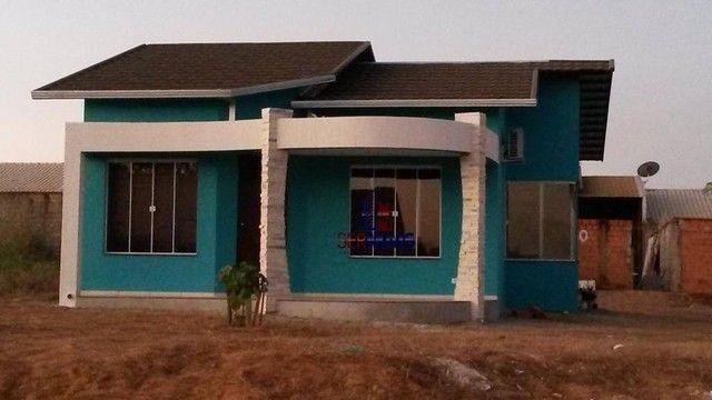 Casa com 2 dormitórios à venda, 67 m² por R$ 180.000,00 - Dom Bosco - Ji-Paraná/RO
