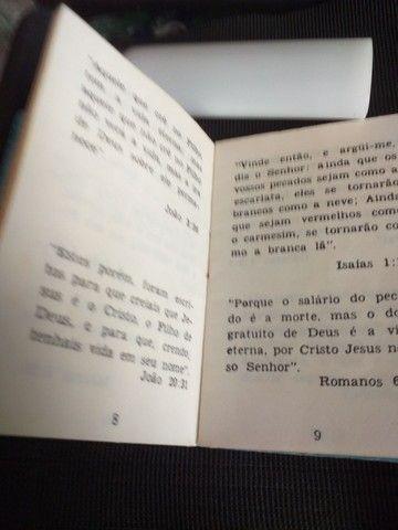 Bíblia Pequena. Com 32 passagens - Foto 6