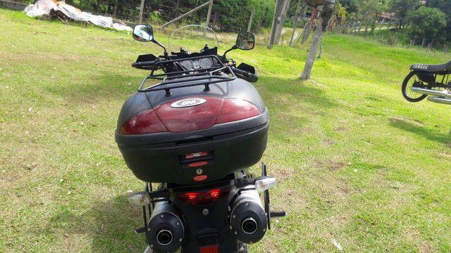 Vstrom 1000 DL e carreta para 2 motos - Foto 3
