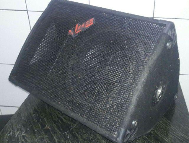 Caixa De Som Leacs Vtx 300 - Ativa - 300 W - Retirar Em Mãos - Foto 3