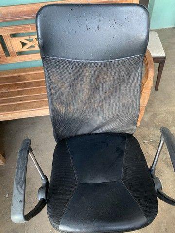 Cadeira de escritório, cadeira presidente