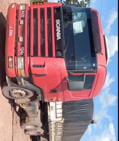 Vende Cavalo Scania 124 420 ano 2000 série 4 - Foto 5