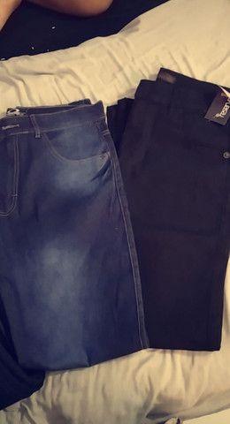 Calças masculinas e camisetas masculinas - Foto 2