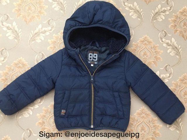 Jaqueta infantil tam.2