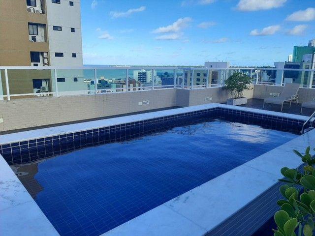 Apartamento para alugar com 2 dormitórios em Tambaú, João pessoa cod:010010 - Foto 3