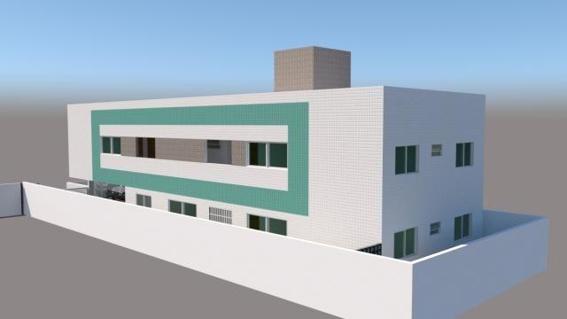 Apartamento na principal do bairro das industrias com possibilidade zero de entrada - Foto 2