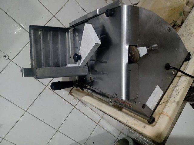 Máquina de fatiar manual