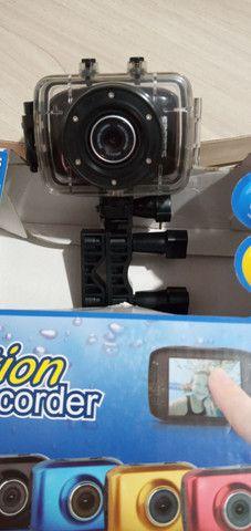 Camera filmadora pra esportes radicais - Foto 3