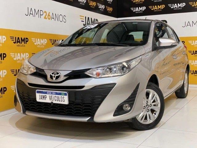 Toyota Yaris HB XL 1.3 Flex Mecânico 2019 - Apenas 18.000km rodados -