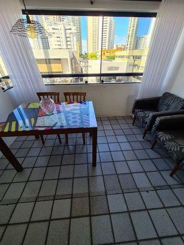 Vendo/Troco apartamento 4 quartos, 1 suíte + dependência com 132m2 em Boa Viagem  - Foto 17