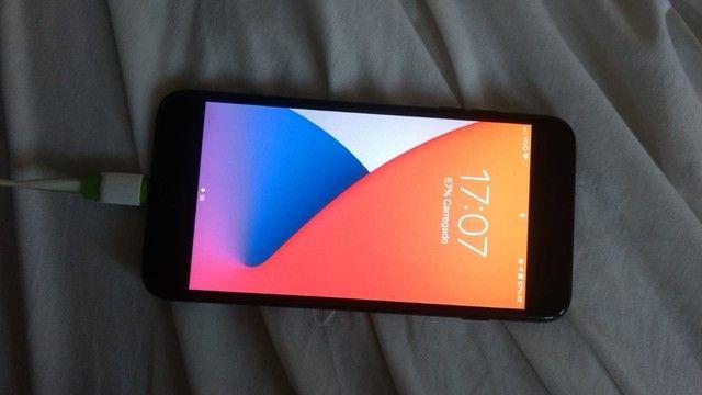 iphone 7plus 128g, acompanha fone
