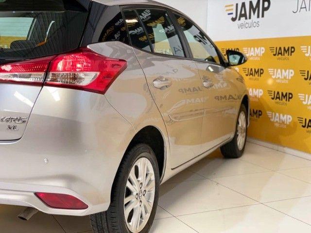 Toyota Yaris HB XL 1.3 Flex Mecânico 2019 - Apenas 18.000km rodados -  - Foto 6