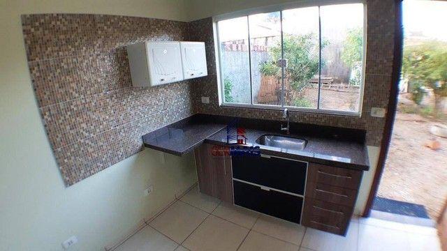 Casa com 2 dormitórios à venda, 67 m² por R$ 180.000,00 - Dom Bosco - Ji-Paraná/RO - Foto 9