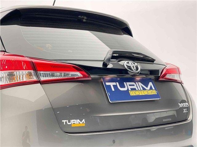 Toyota Yaris 2020 1.5 16v flex xl plus connect multidrive - Foto 14