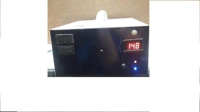 carregador de bateria 5 amperes exelente  - Foto 3