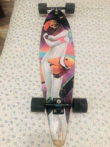 skate long usado