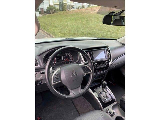 Mitsubishi L200 triton  2019 2.4 16v turbo diesel sport hpe-s cd 4p 4x4 automático - Foto 6