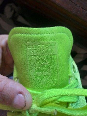 Adidas Stan Smith EDIÇÃO LIMITADA ORIGINAL  - Foto 3
